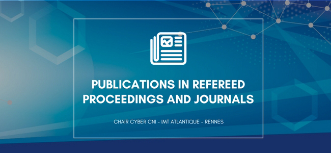 refereed proceedings and journals chair cyber cni