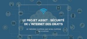 Projet Asset Internet des objets IOT