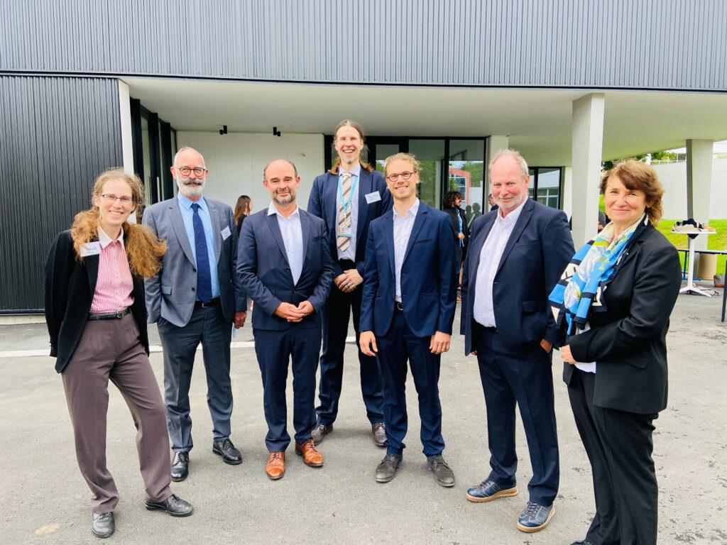 L'Institut Mines-Télécom, IMT Atlantique et Airbus CyberSecurity renforcent leur partenariat