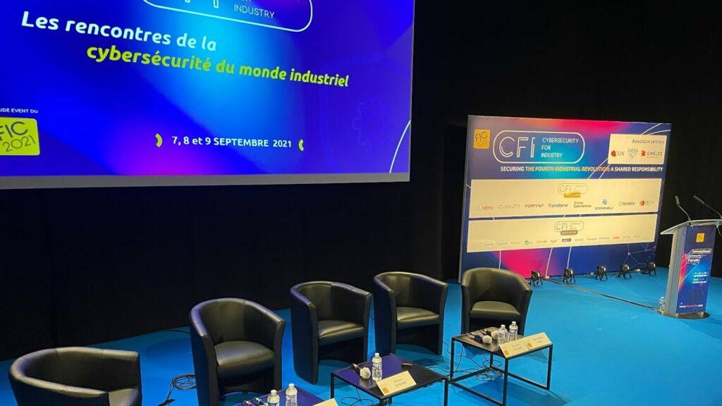 FIC2021 – table ronde: CYBERSECURITY FOR INDUSTRY – TR02 – Protéger la chaîne IT/OT et les objets connectés industriels