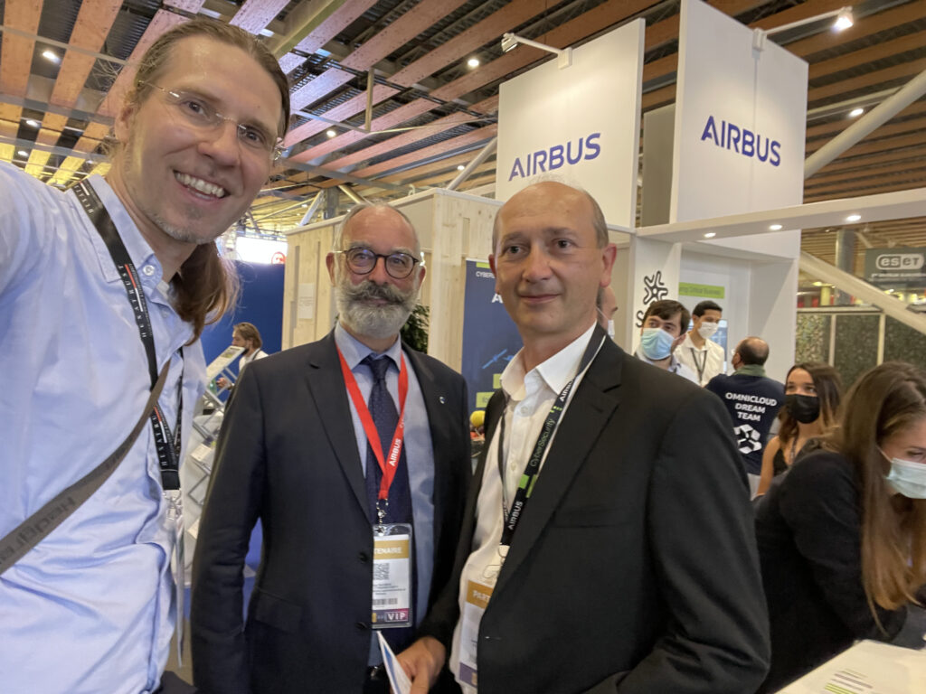 FIC 2021: Airbus Cyber Security