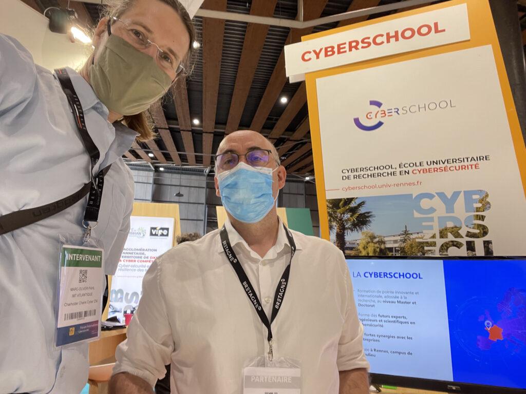 FIC 2021: European Cyberschool
